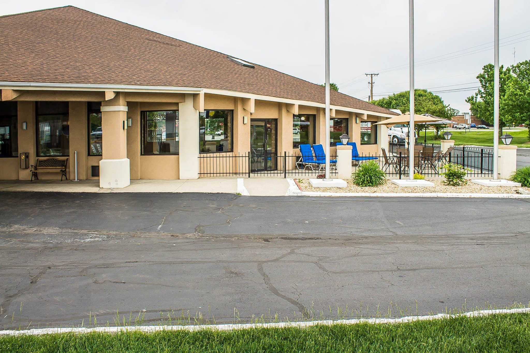 Hotels Near Marysville Ohio