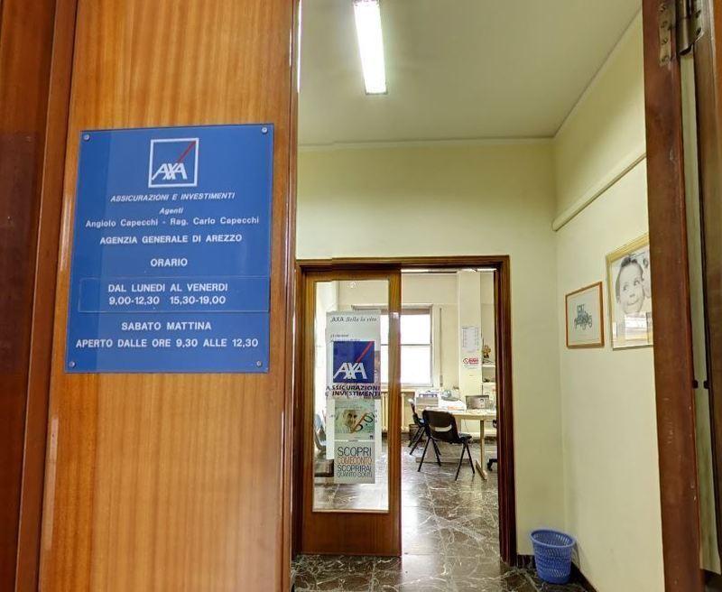 Axa Assicurazioni Capecchi Angiolo e Rag. Carlo S.a.s.