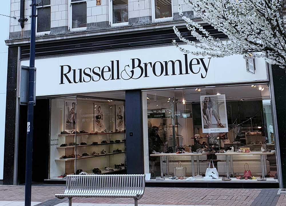 Russell & Bromley Ltd. Kingston upon Thames 020 8549 3040