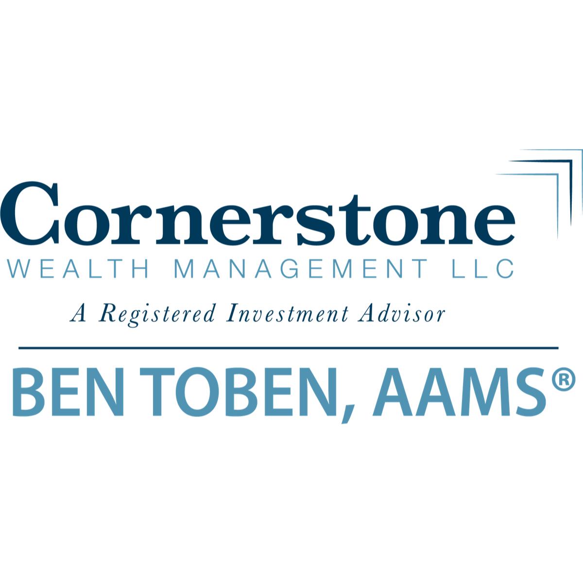 Cornerstone Wealth Management - Ben Toben