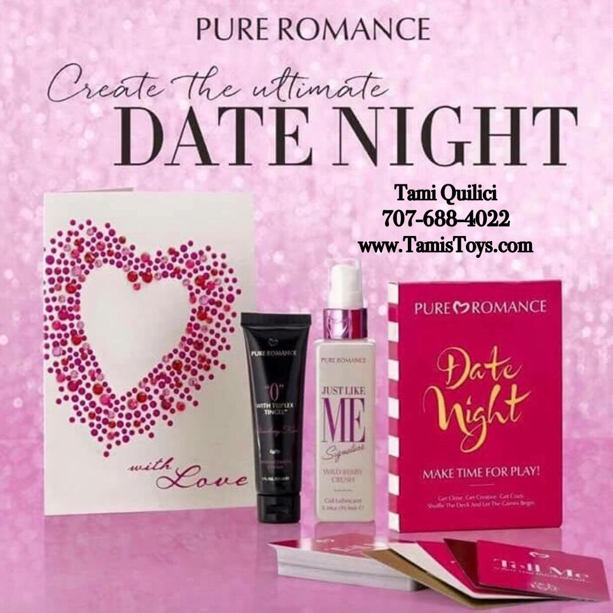 Pure Romance Invitations - WallsKid