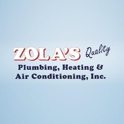 Zola's Quality Plumbing - Heating & Air Conditioning - Hazleton, PA - Heating & Air Conditioning