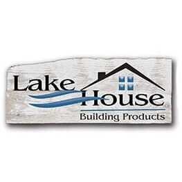 Lake house building products woodruff wisconsin wi for Lakehouse construction