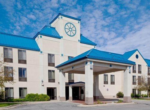 Hotels Near Cedar Rapids Ia