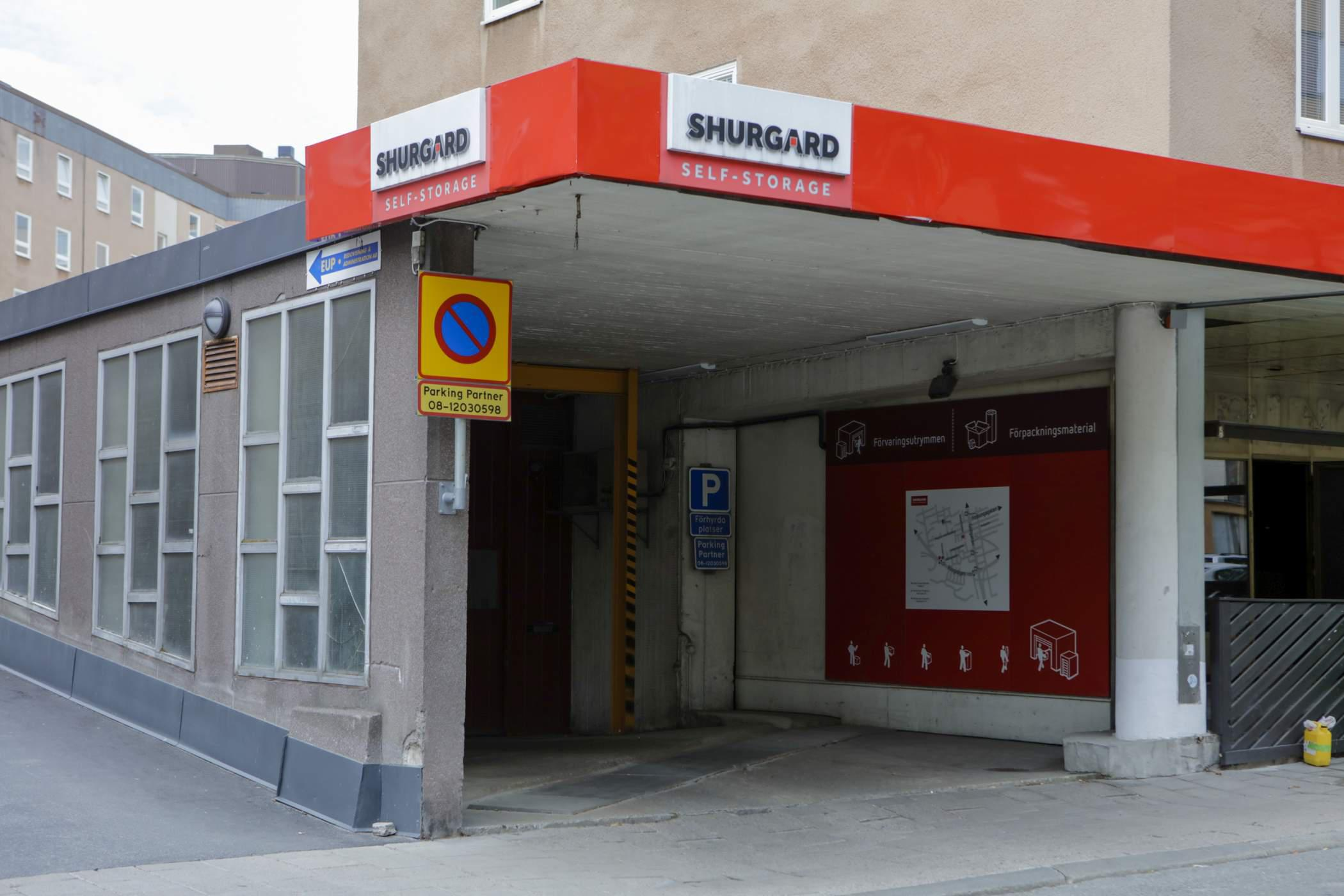 Shurgard Self-Storage Stockholm Södermalm