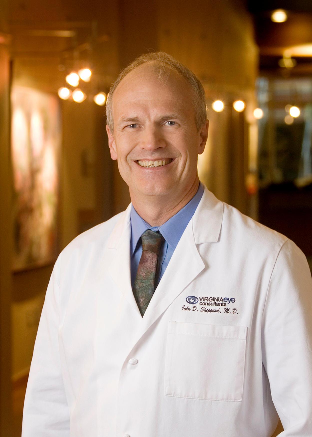 Dr. John Sheppard, , Eye Care Specialist