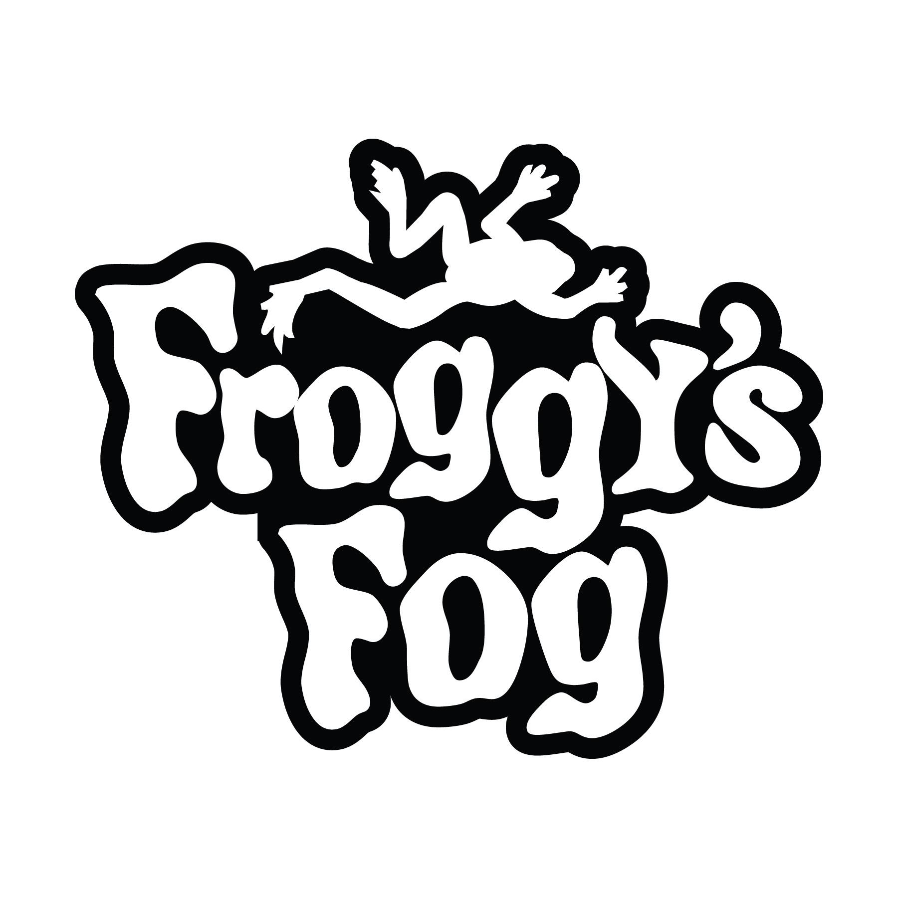 froggy snow machine