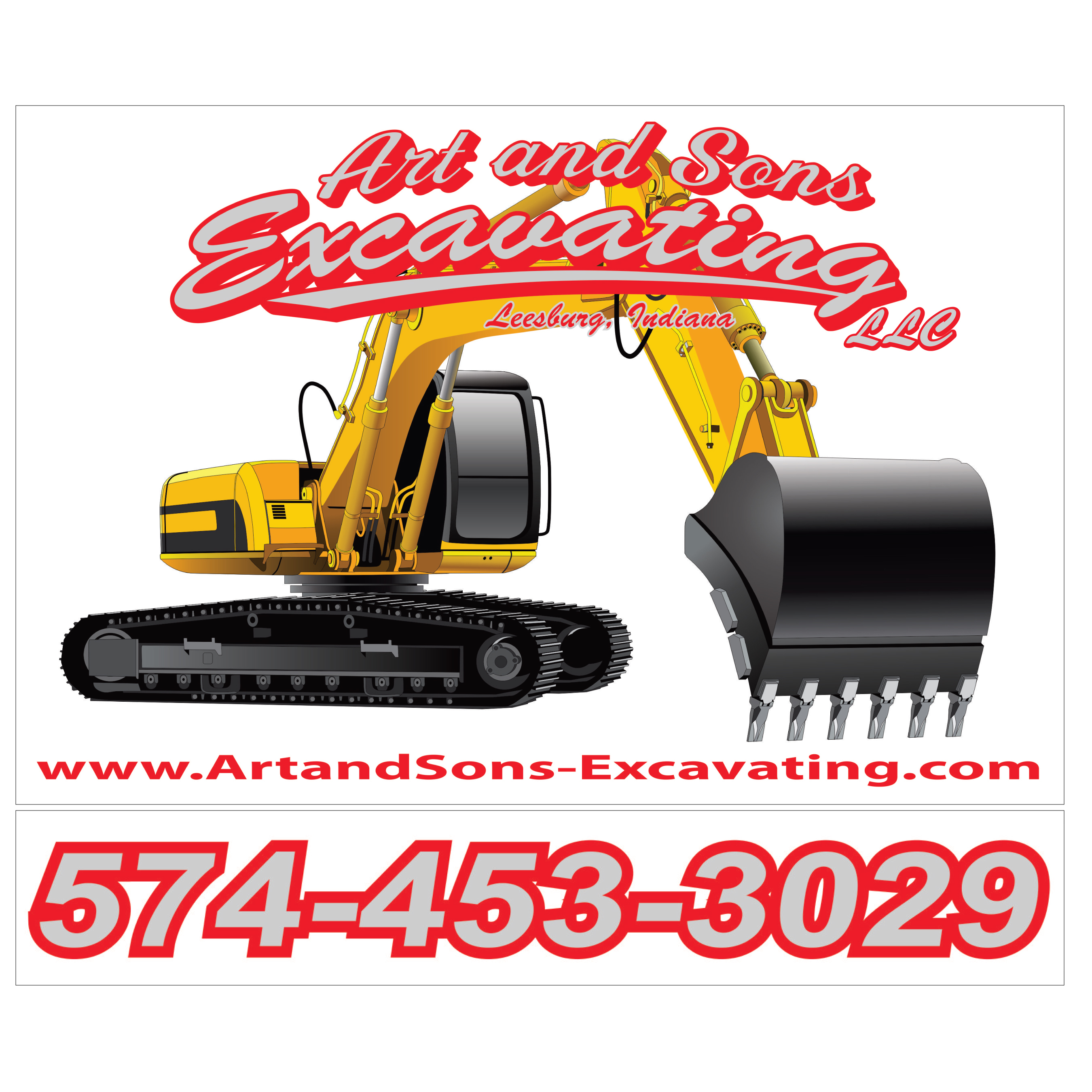 Art and Sons Excavating Llc