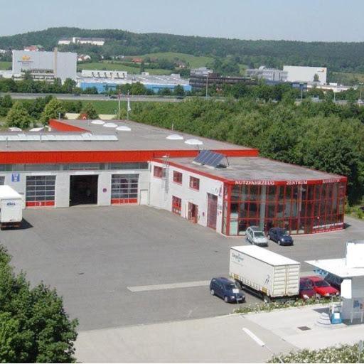 Auto-Wedlich GmbH Nutzfahrzeug-Zentrum-Bayreuth