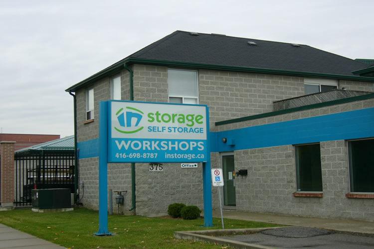 StorageMart Scarborough (416)698-8787