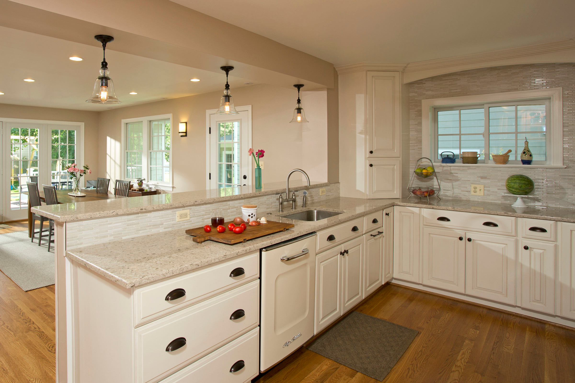 Merrill contracting remodeling inc in arlington va for Kitchen remodeling arlington va