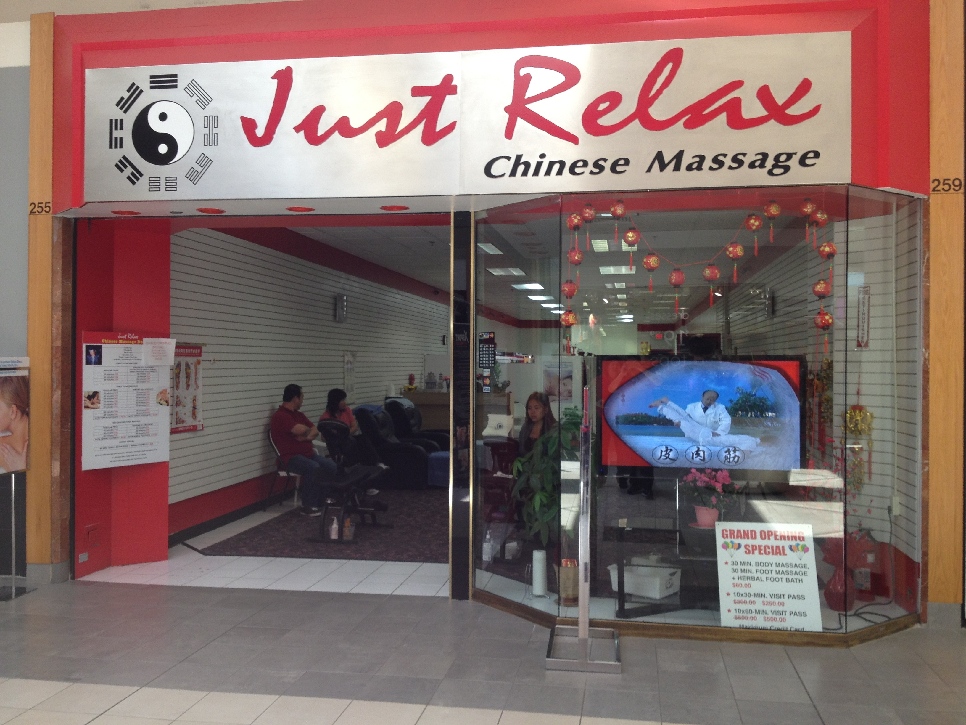 Just Relax Chinese Massage