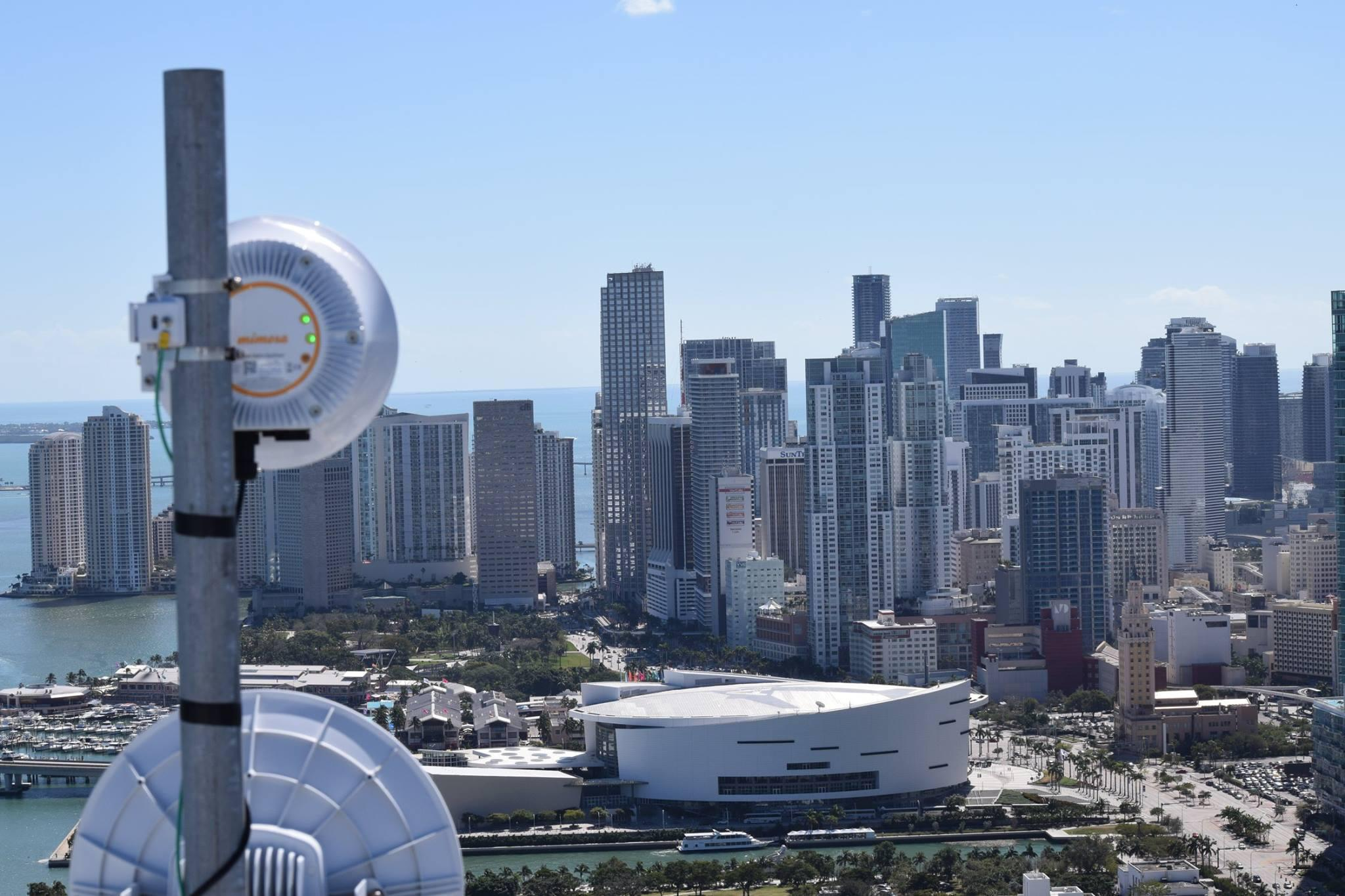 Wireless Solutions Snappy Internet & Telecom Miami (305)663-5518