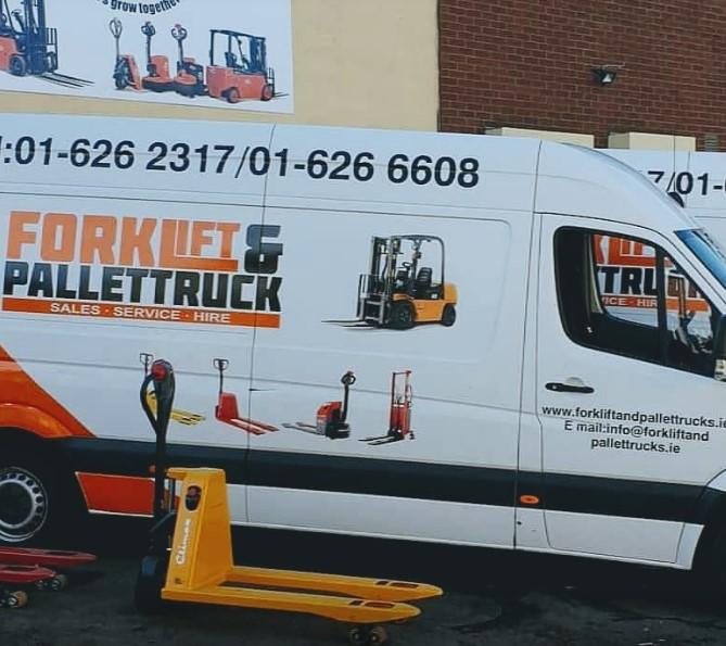 Forklift and Pallettruck services Ltd