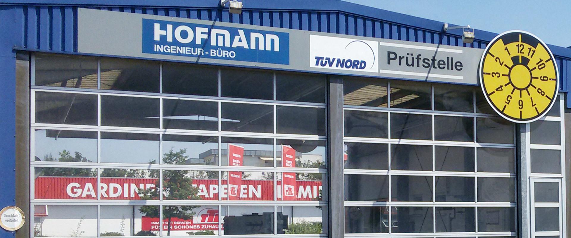 Ingenieurbüro Hofmann GmbH & Co.KG