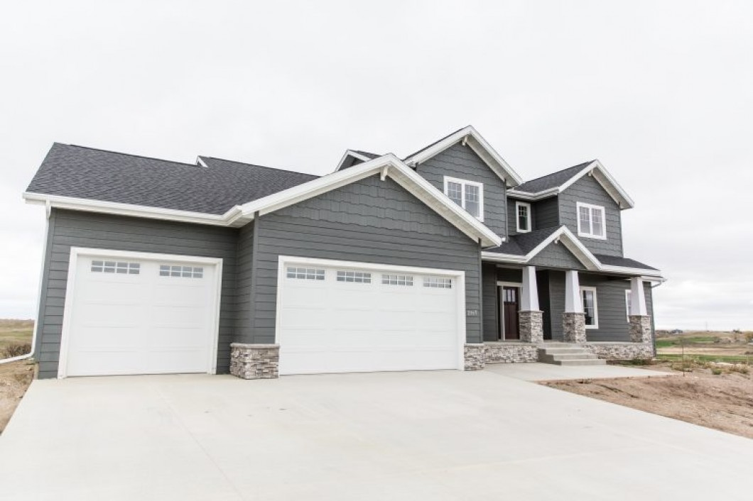 Prestige homes design bismarck north dakota nd for Nd home builders