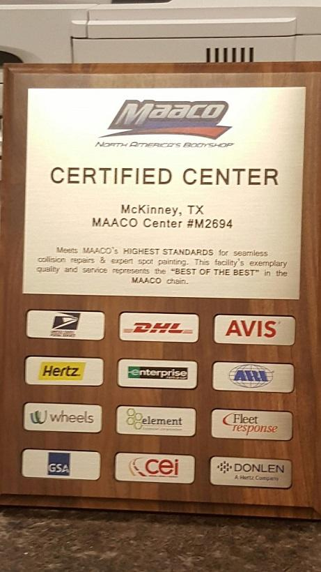 Maaco Collision Repair & Auto Painting, McKinney Texas (TX) - LocalDatabase.com