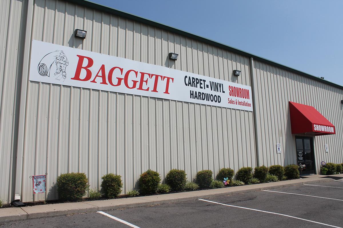 Baggett carpet service in clarksville tn 37040 for Clarksville flooring