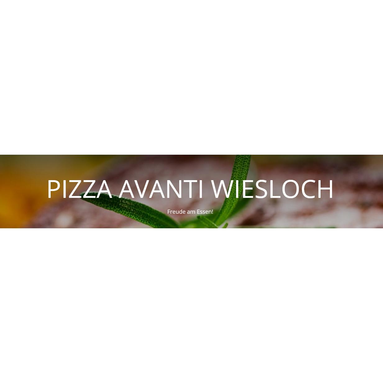 Bild zu Pizza Avanti in Wiesloch