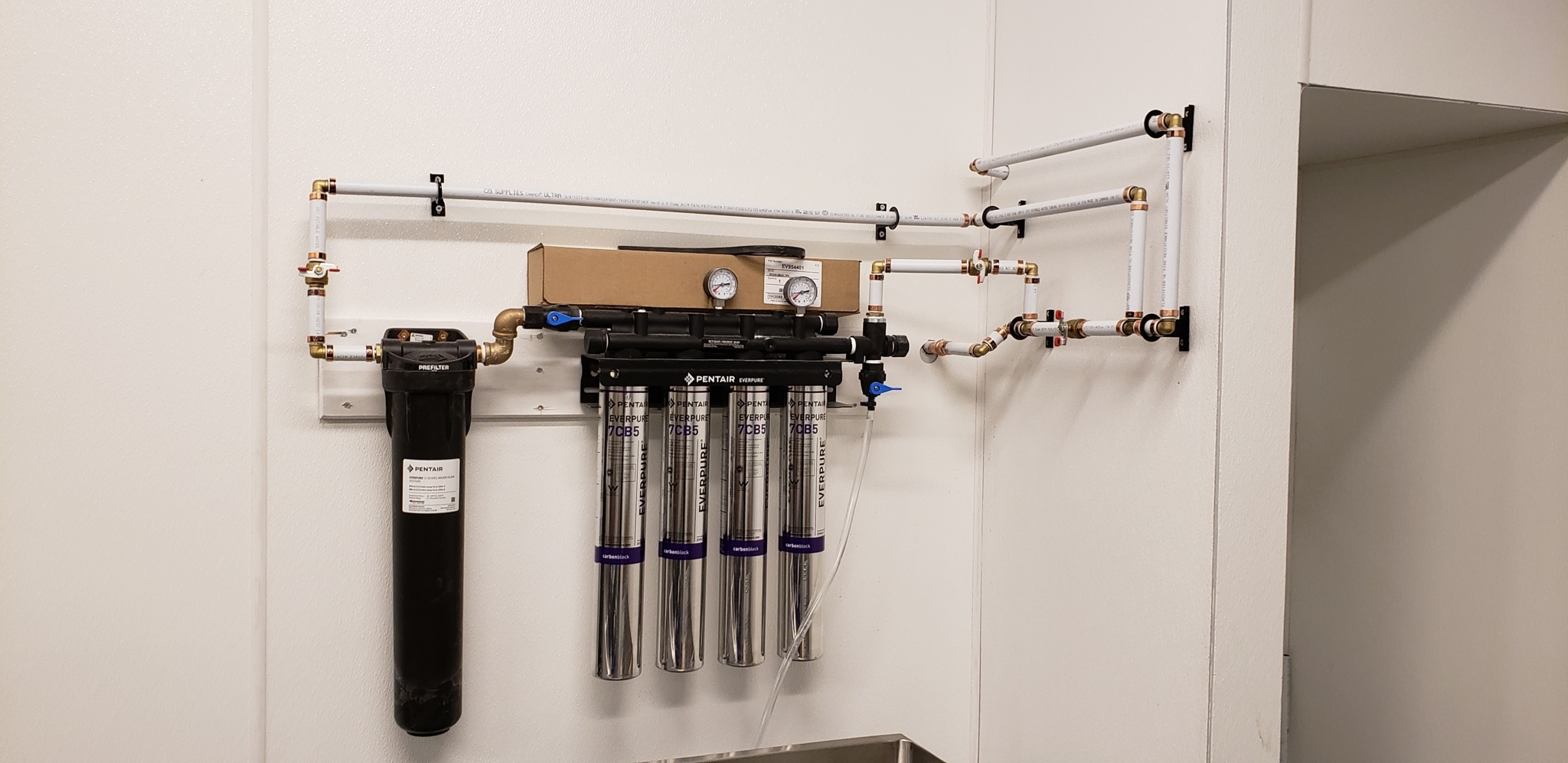 Impact Plumbing & Heating Ltd. in Victoria