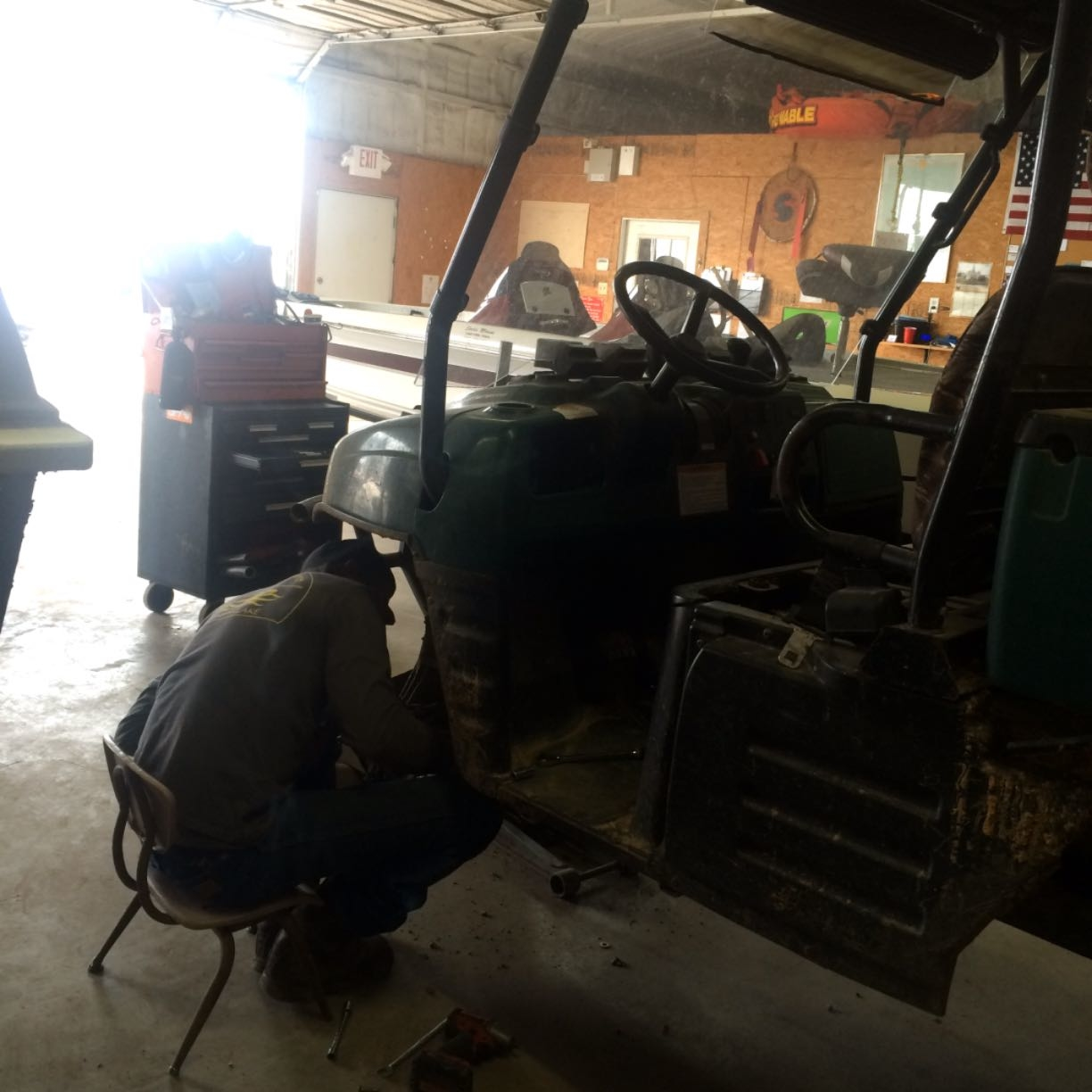 Lake land powersports weatherford texas tx for Outboard motor repair near me