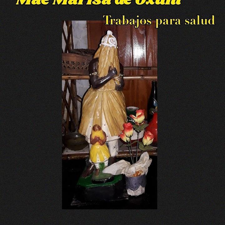 TEMPLO UMBANDA MAE MARISA DE OXUM