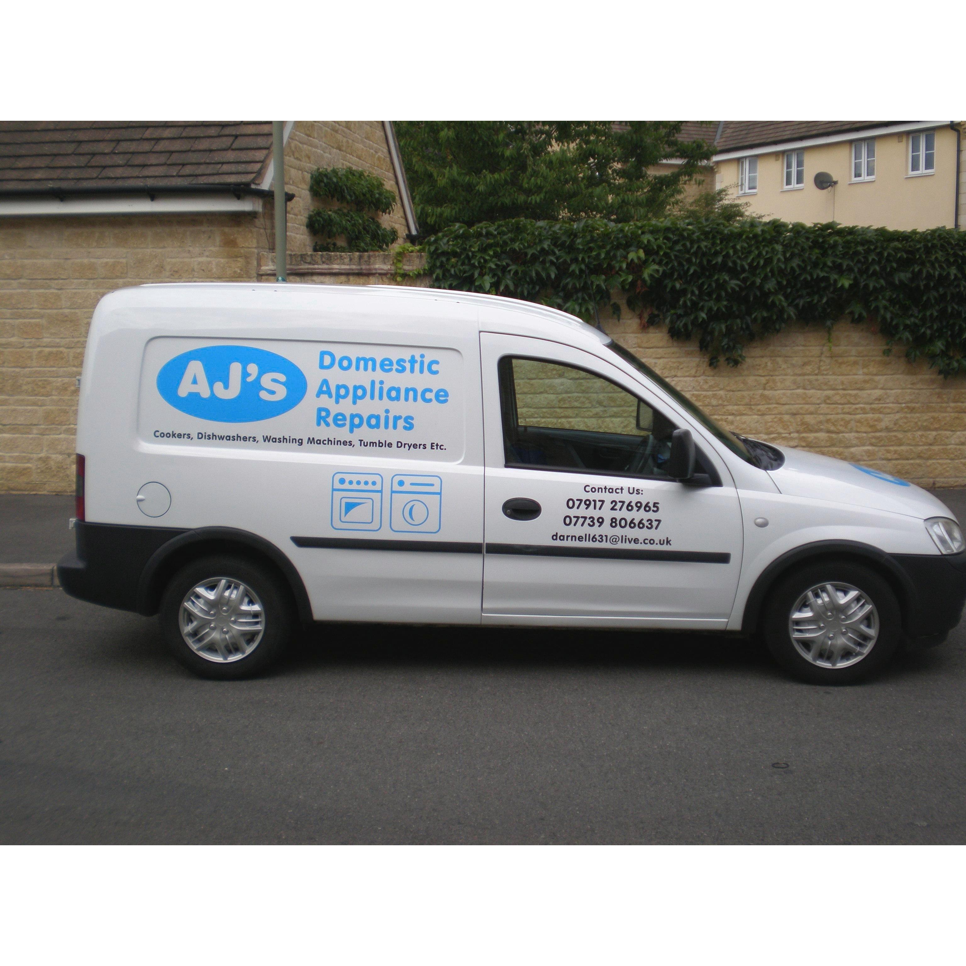 AJ's Domestic Appliance Repairs - Aylesbury, Buckinghamshire HP17 8LQ - 07917 276965 | ShowMeLocal.com