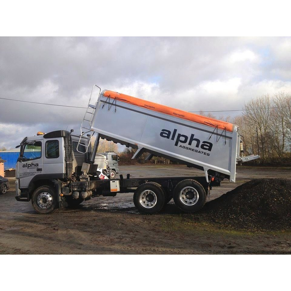 Alpha Aggregates Ltd - Tenbury Wells, Shropshire WR15 8SZ - 01584 819894 | ShowMeLocal.com