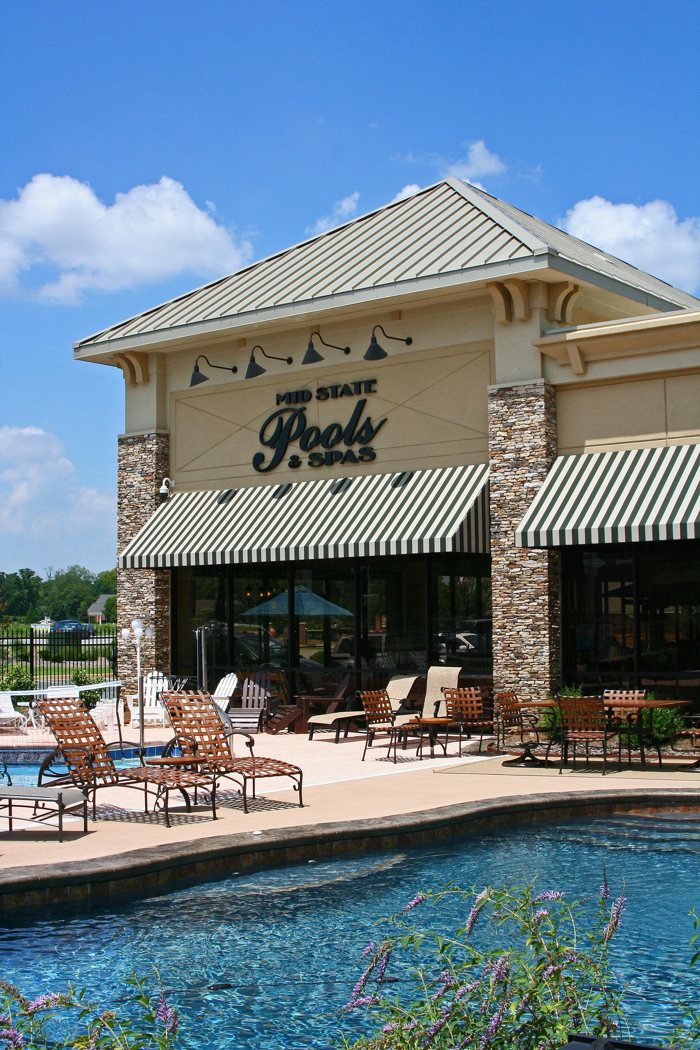Mid State Pools Spas In Warner Robins Ga 31088 478