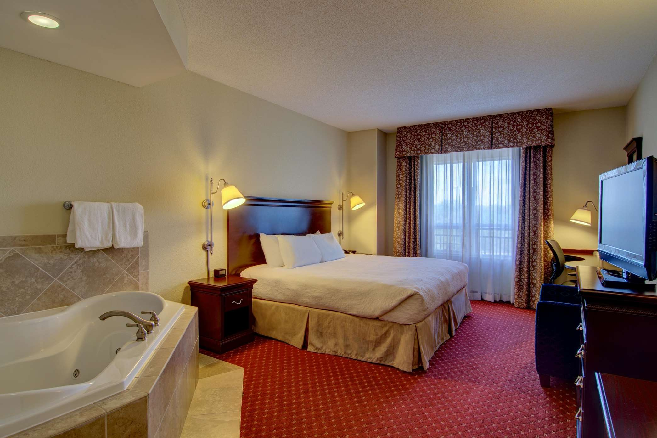 Hampton Inn Amp Suites Washington Dulles International