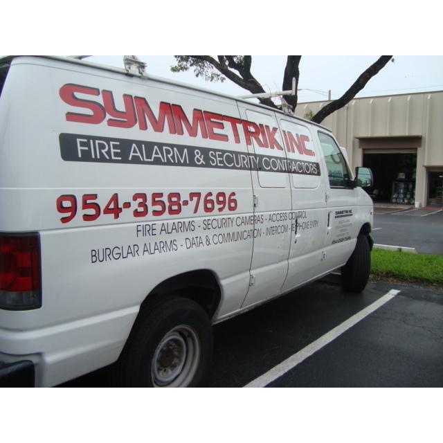 Symmetrik Inc. Florida Fire Alarm  and  Sprinkler Co. - Broward, Miami, Palm Beach