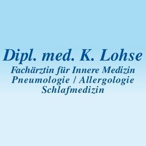 Bild zu Dipl.-Med. Kathrin Lohse Fachärztin für Innere Medizin in Beelitz in der Mark