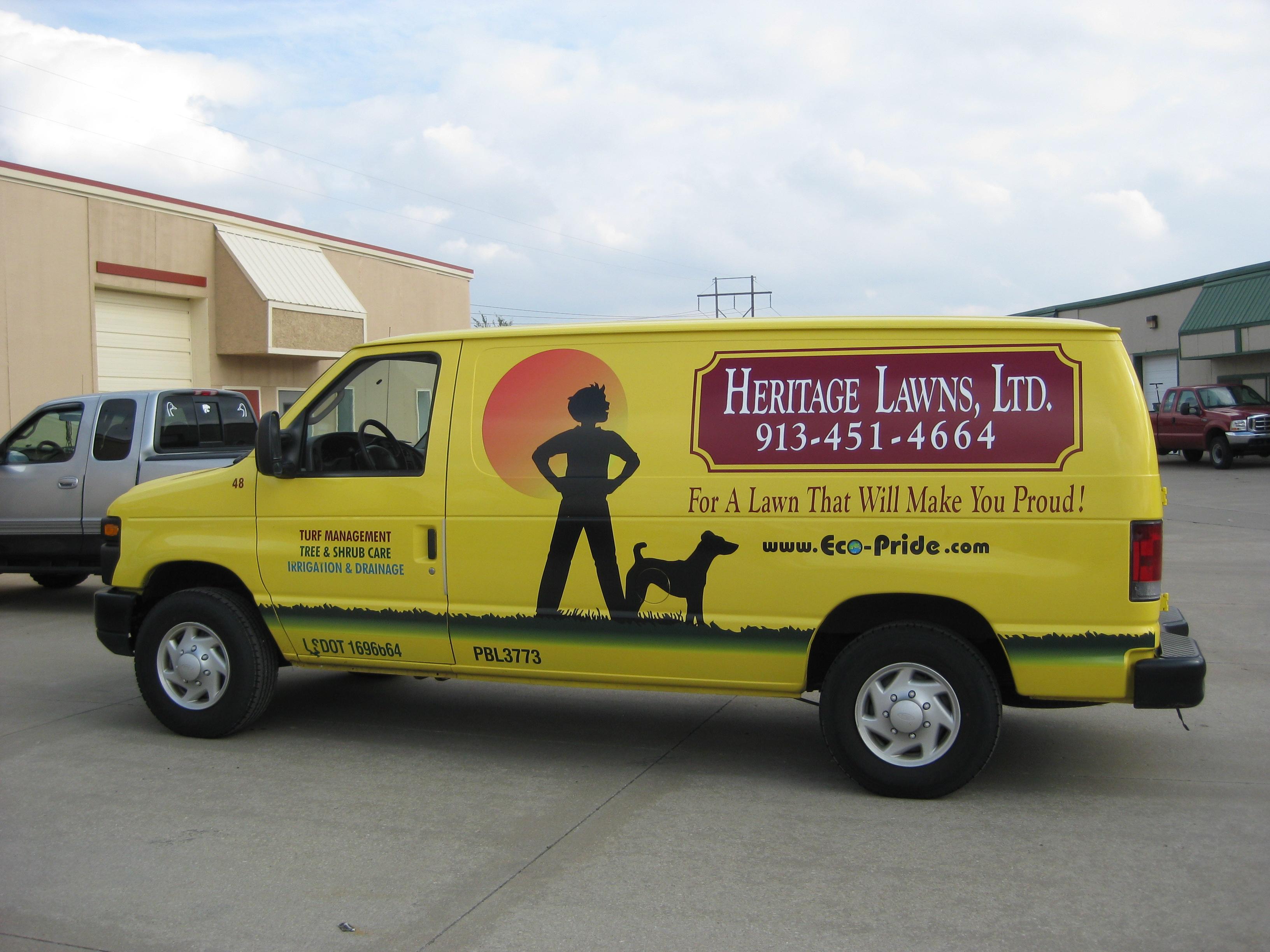 Heritage Lawn Care Service KC