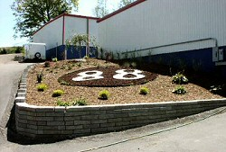 Route 88 Self-Storage - Bethel Park, PA - Landscaping