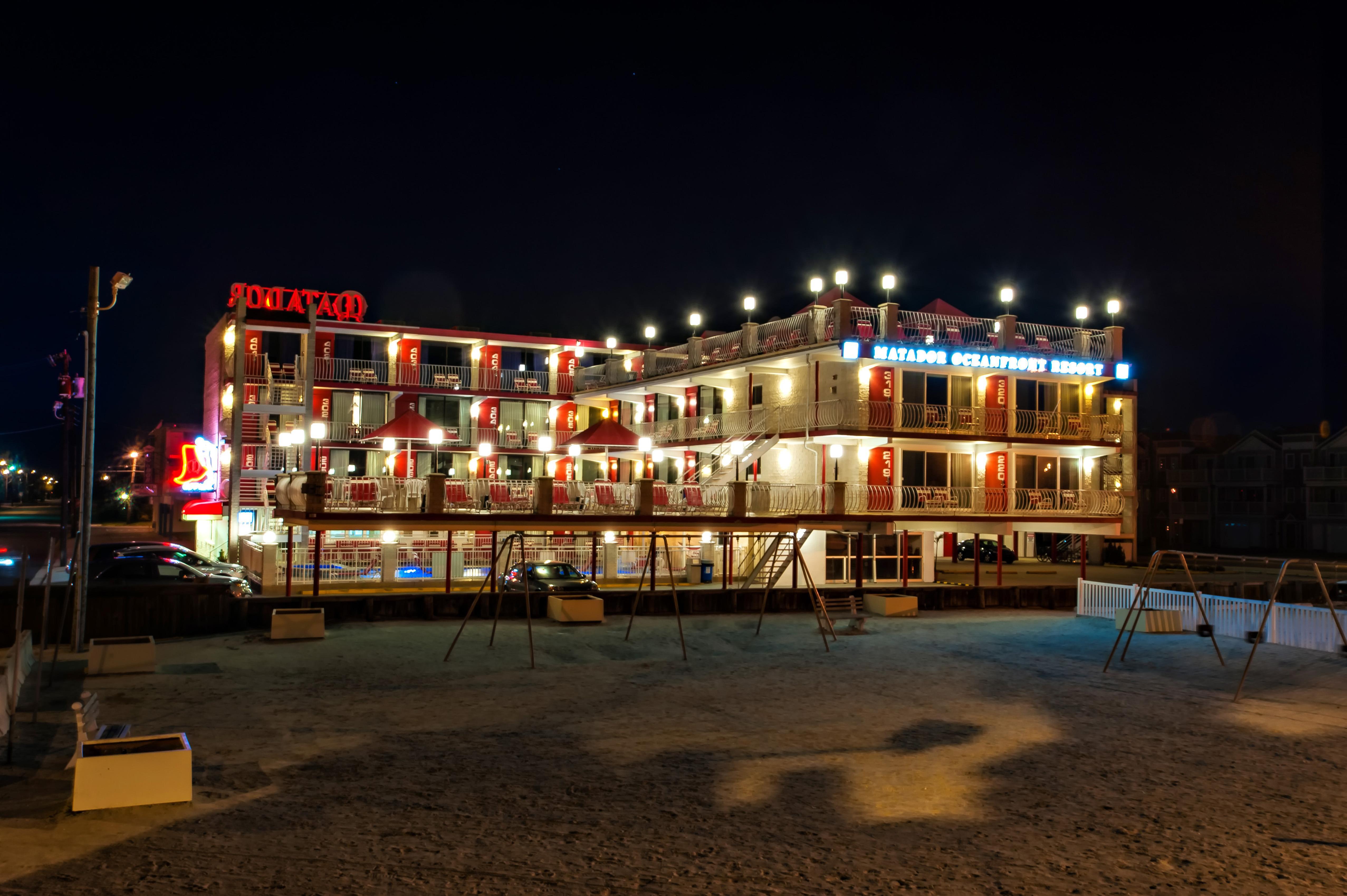 matador oceanfront resort in north wildwood nj 08260. Black Bedroom Furniture Sets. Home Design Ideas