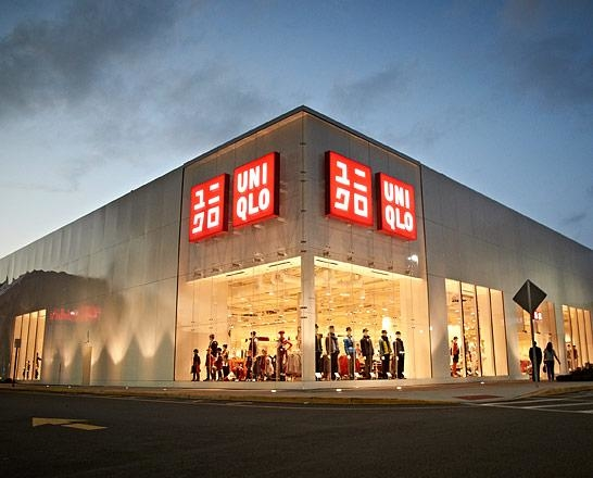 Uniqlo Nj Garden State Plaza In Paramus Nj 07652