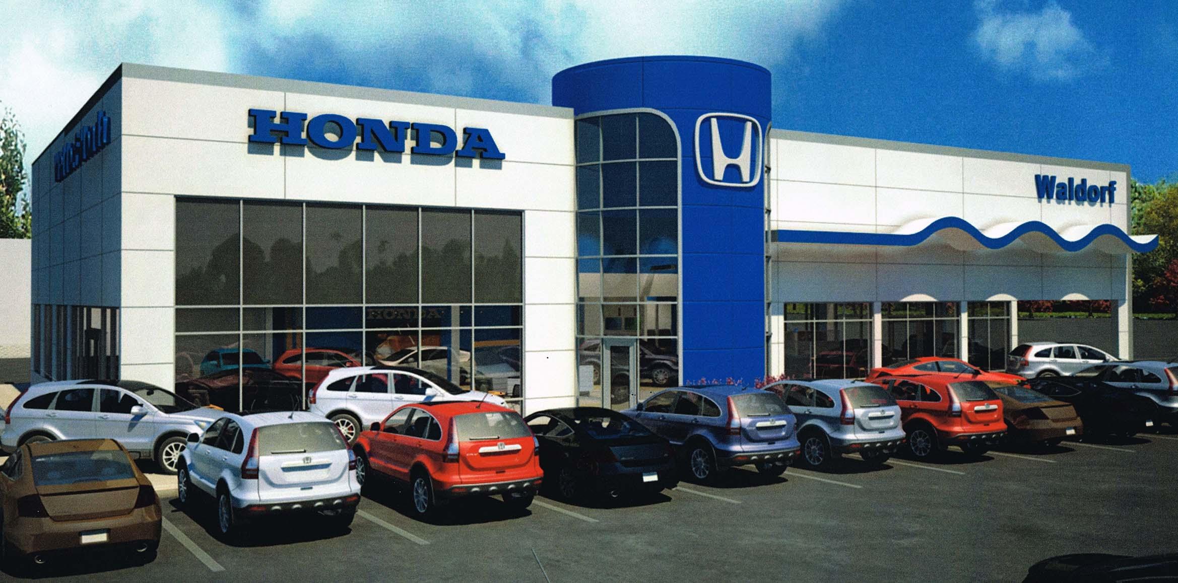Waldorf honda in waldorf md 20601 for Honda dealership waldorf md