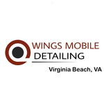 Wings Mobile Detailing Logo