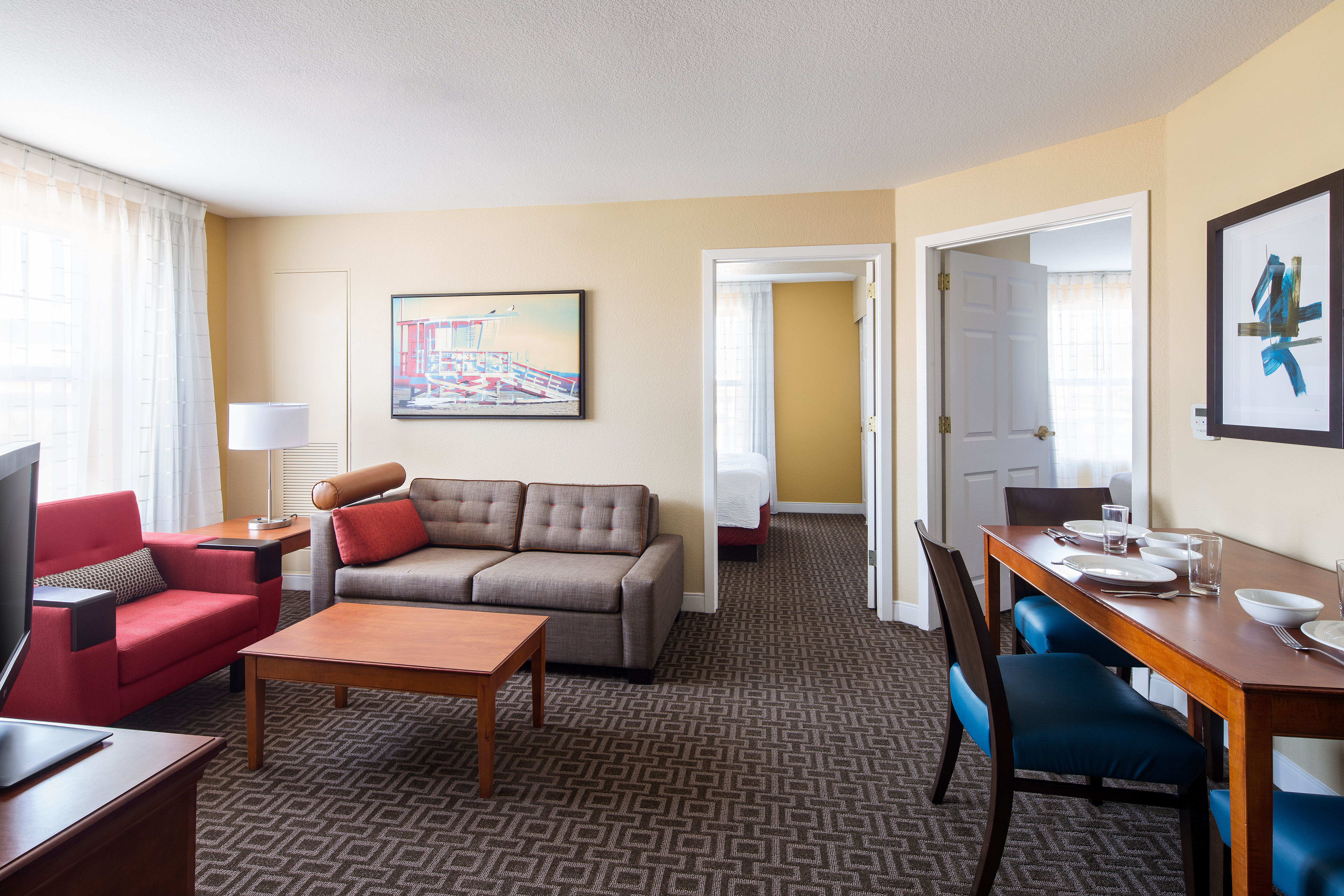 Towneplace Suites By Marriott Los Angeles Lax Manhattan Beach Hawthorne California Ca