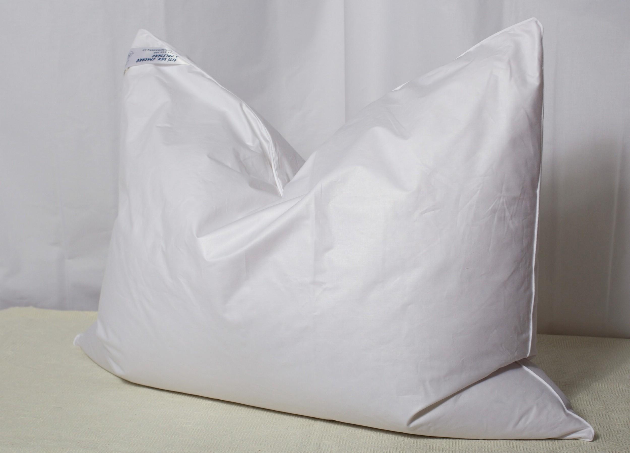 Michaela Hotová - péřové polštáře a deky