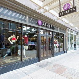 ATHLETA, located at The Domain®: If it's a matter of performance over beauty, we'll take both. Every one of our products delivers the ULTIMATE PERFORMANCE ADVANTAGE for your workout, with feminine designs and fits that been dialed in to your athletic physique.