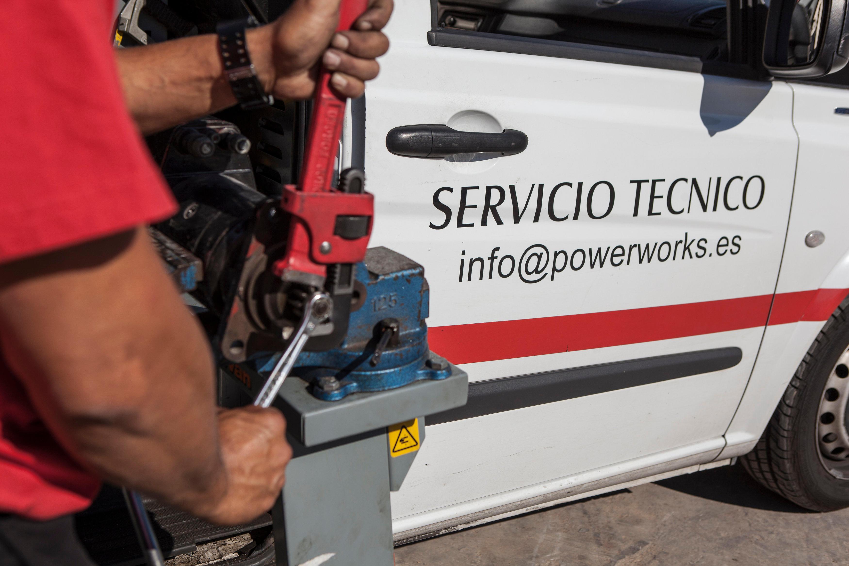 Power Works Grupos Electrogenos, S.L.