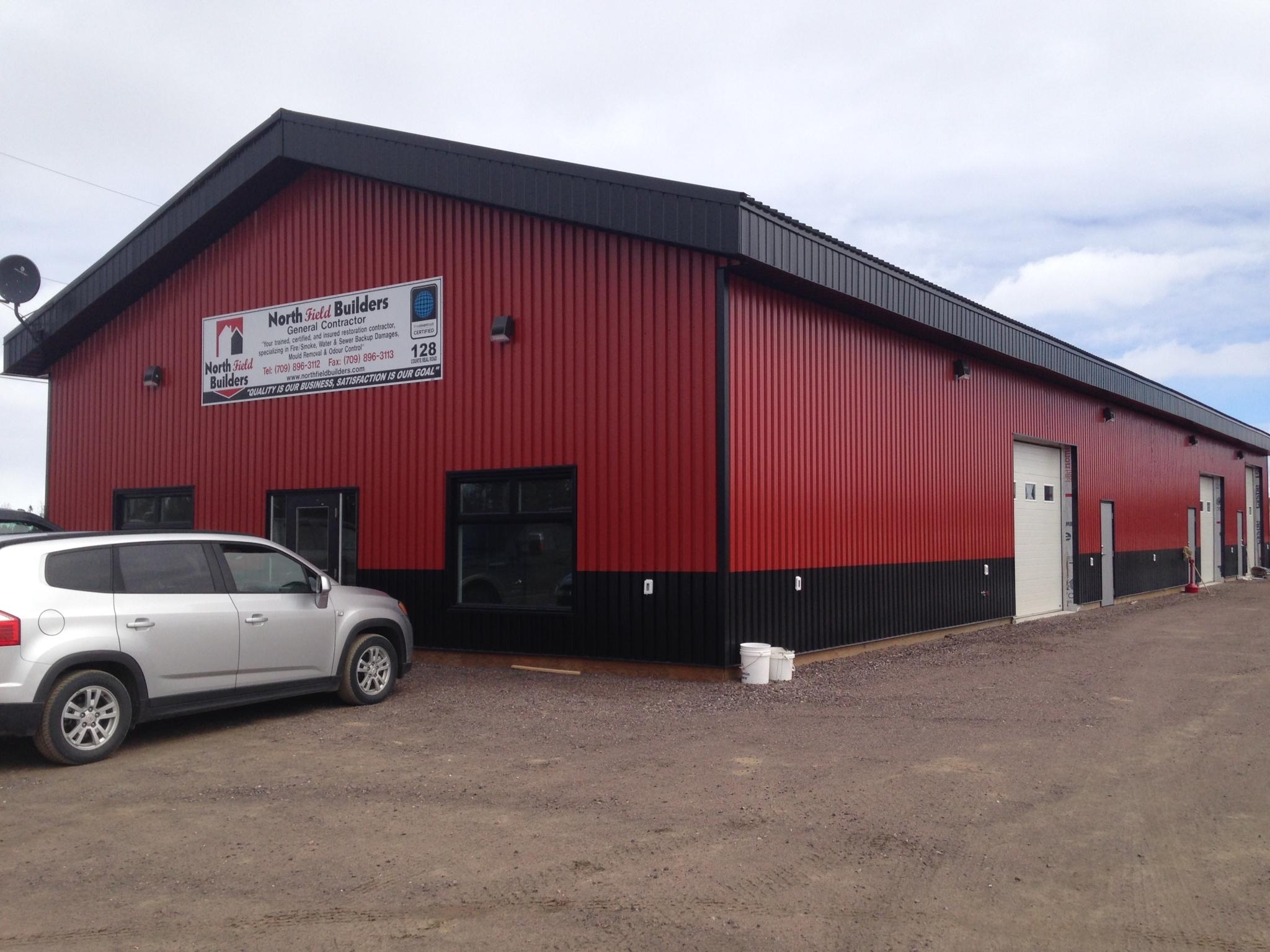 Northfield Builders Inc in Goose Bay: North Field Builders Main Office Happy Valley Goose Bay