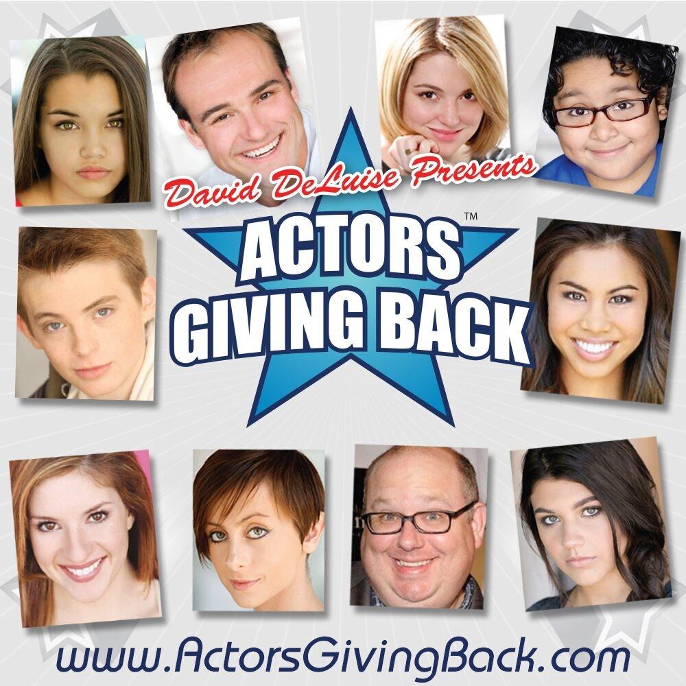 Actors Giving Back