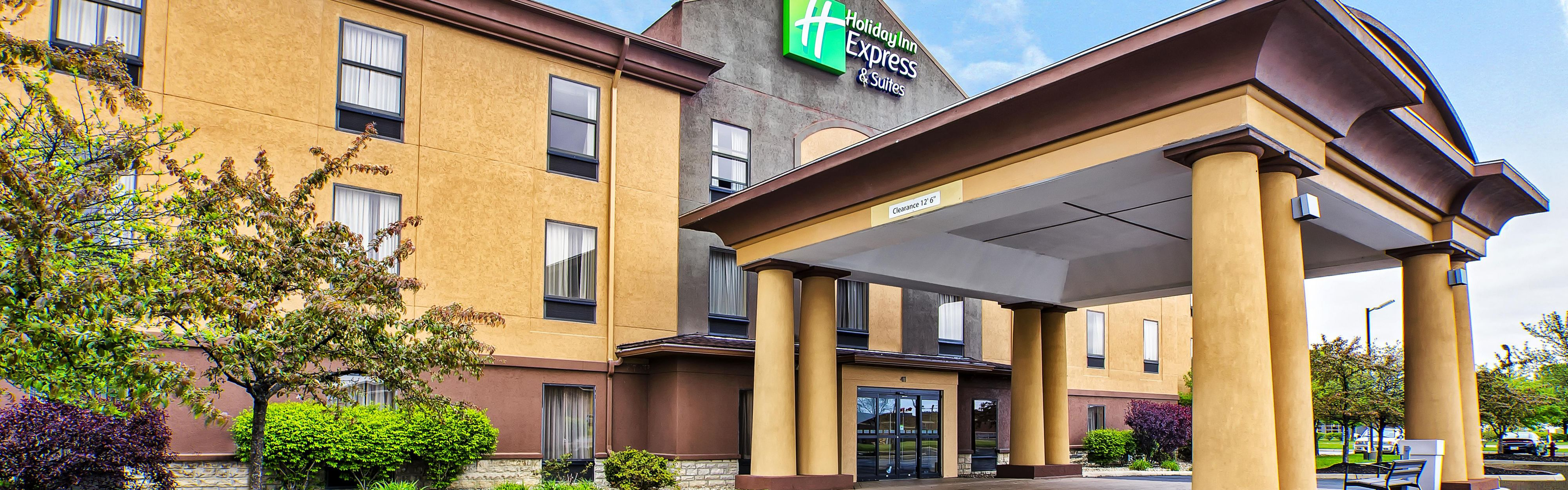 Hotels Near Marysville Ohio