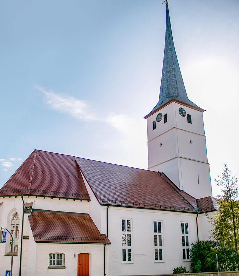 Laurentiuskirche Höfingen - Evangelische Kirchengemeinde Gebersheim-Höfingen