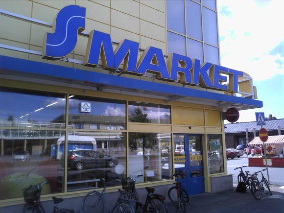S-market Eurajoki in Eurajoki, Kirkkotie 5 - Päivittäistavaroita in Eurajoki - Opendi Eurajoki