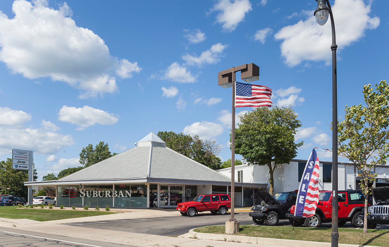 Varsity Ford Ann Arbor >> Suburban Chrysler Dodge Jeep Ram of Ann Arbor in Ann Arbor ...