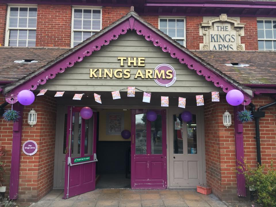 Kings Arms Bournemouth - Bournemouth, Dorset BH10 4HZ - 01202 513191   ShowMeLocal.com