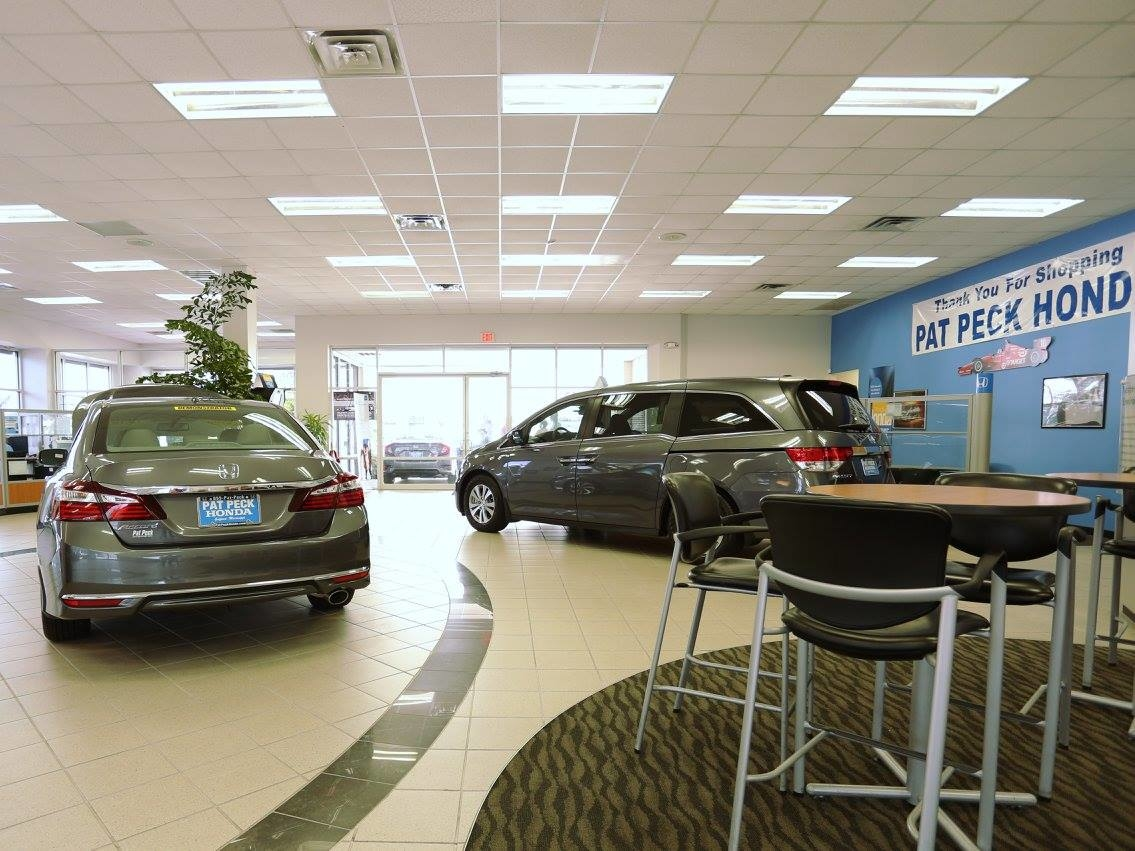 Welcome to Pat Peck Honda!